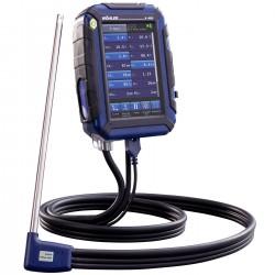 Analyzátor spalin (měření spalin) Wöhler A 450 L
