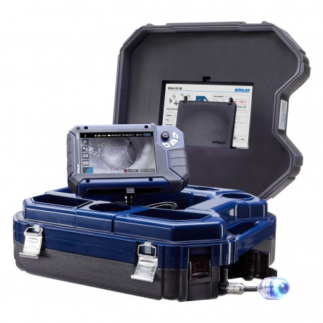 Wöhler VIS 700 HD-videoinspekční systém