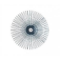Sluníčko z pozink. drátu  ø 450 mm s otvorem  ø 28 mm