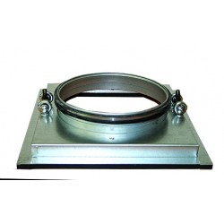 Adaptér pro připojení sací hadice Ø 200 mm