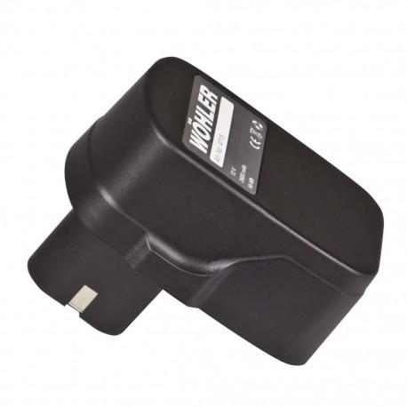 Výměnný akumulátor 12 V NiMh 2600 mAh