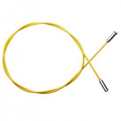 GFK-tyč ø 6 mm, 7 m
