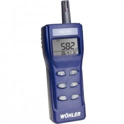 WÖHLER KM 410 – měření klimatu v místnosti
