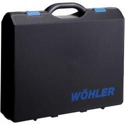 Umělohmotný kufr Wöhler DC 4xx