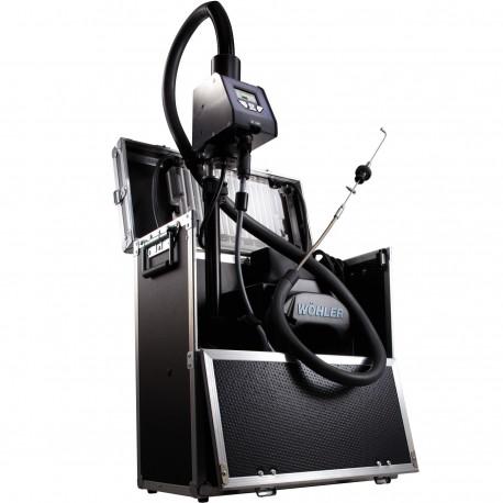 WÖHLER SM 500 - přístroj na měření prachu