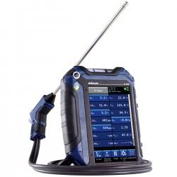 Analyzátor spalin (měření spalin) Wöhler A 550L